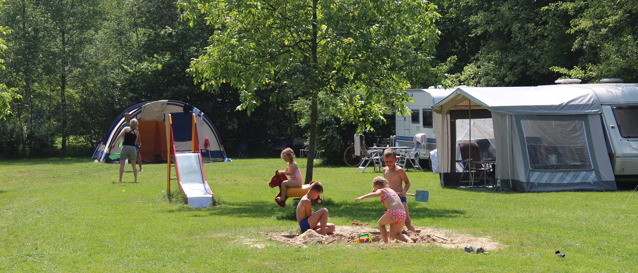 Charme Camping Nederland Met Zwembad Anwb Charme Camping