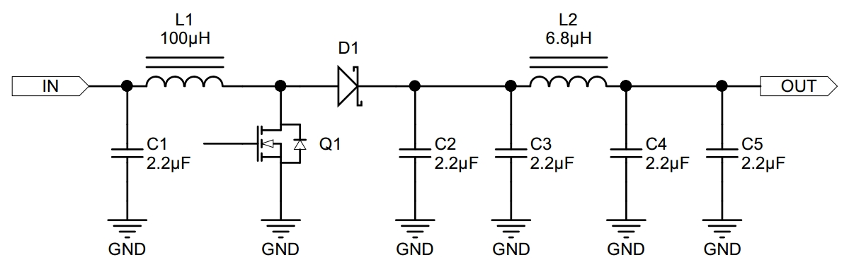 Improving reliability and lowering audible noise on LED drivers