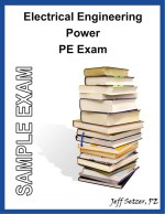 Electrical Engineering Power PE Sample Exam