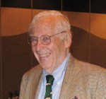 Bill Eerdmans, at a recent 100th Anniversary Celebration