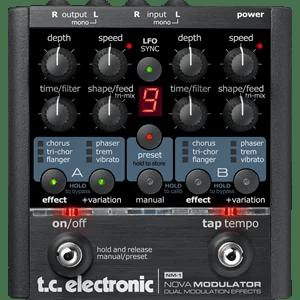 tc electronic ティーシーエレクトロニック / NM-1 Nova Modulator【モジュレーション】