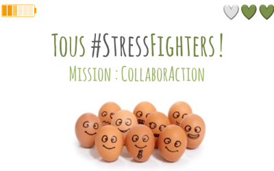 [Story failing] Stress Fighters VS Burn-out