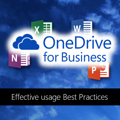 4 methods of using OneDrive for Business effectively ... Onedrive For Business