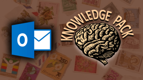 Outlook Knowledge Pack