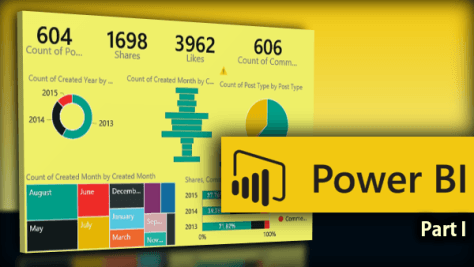 Power BI Desktop course on Udemy