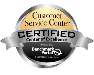 Benchmark-Portal-Customer-Service-Center-of-Excellence-Seal-Wallmonkey