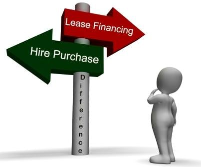 Difference between Lease Financing Vs Hire Purchase - compare leasing prices