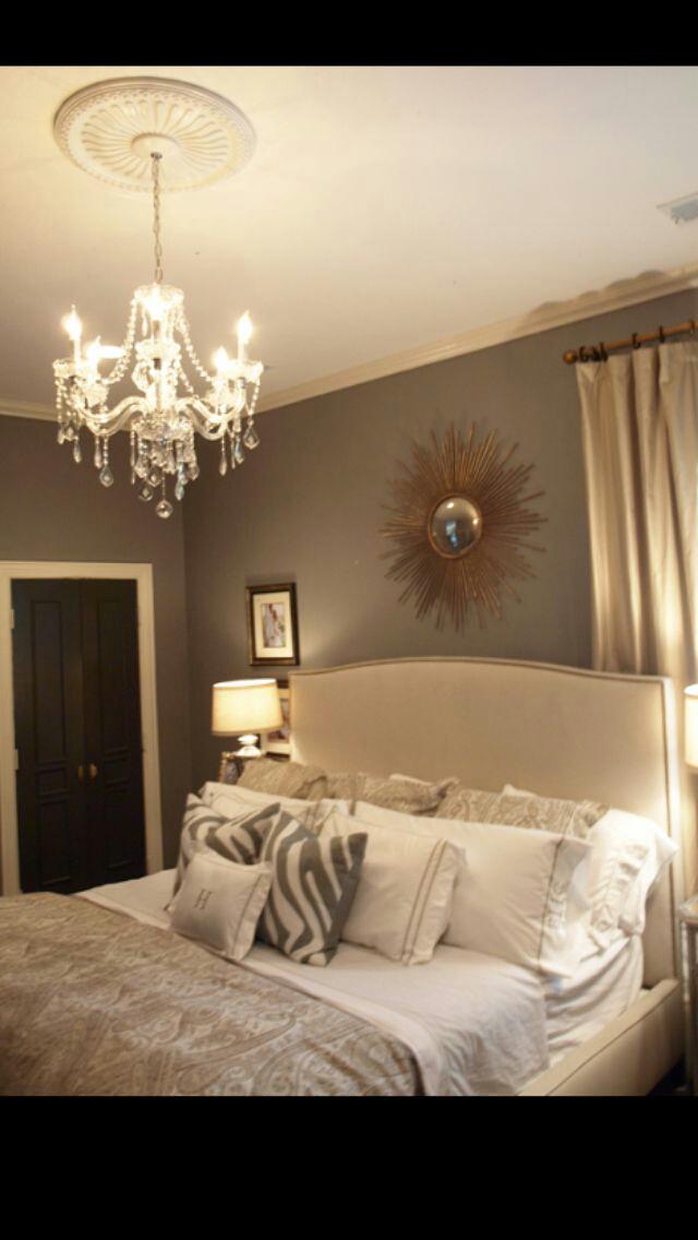 Dark Cozy Girl Wallpaper Master Bedroom Idea S Efyah S Closet