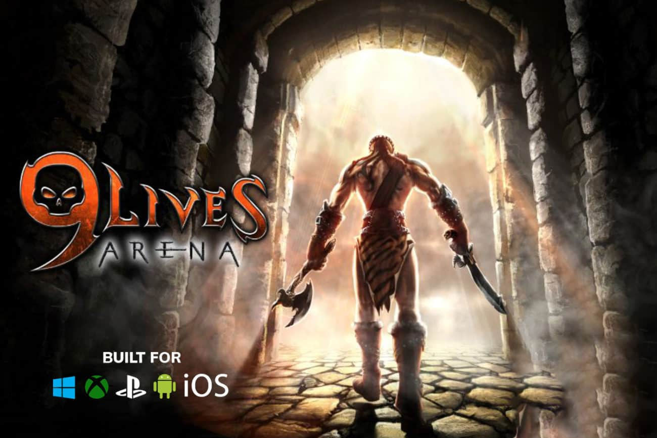 Arena Game 9lives Arena Cross Platform Pvp Game Powered By Enj Egamers Io