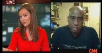 Egberto On CNN com Debating Healthcare Reform