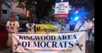 Houston Gay Pride Parade 2011