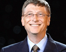 Billionaire Bill Gates Calls For Increasing Taxes On The Rich: 'That's Just Justice' | ThinkProgress