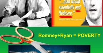 House Republican Vote For Romney – Ryan Republican Budget Ending Medicare As We Know It