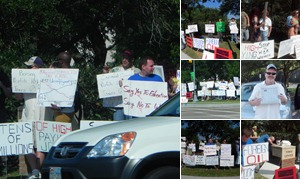 Occupy Kingwood – Sustainable Occupy 22 Weeks Strong (2012-05-19)