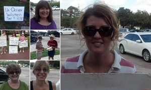 Kingwood Women Create New Movement un-Occupy Women