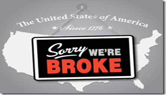 We are Broke