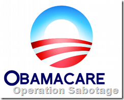 Republican Sabotage Obamacare Health Exchanges
