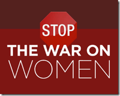 War On Women By Republican Men