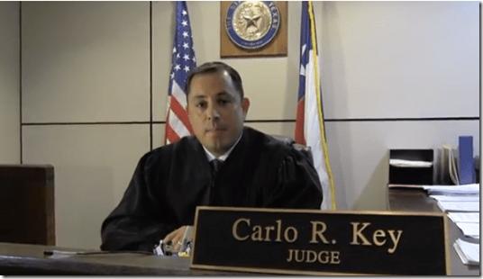 Republican Judge Key Carlo R Key