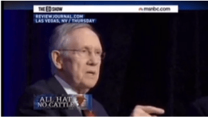 Harry Reid Cliven Bundy