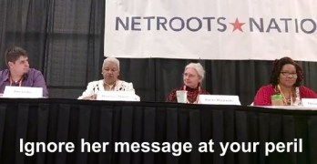 Detroit Activist Maureen Taylor's message to those who think it's only those people's problem