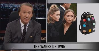 Bill Maher slams Americans for the greed that created the sharing economy (VIDEO)