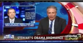 Jon Stewart flames Fox News for attacking him using their own news clips (VIDEO)