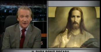 Bill Maher: In order to be both Republican & Christian they had to create an entirely new Jesus (VIDEO)