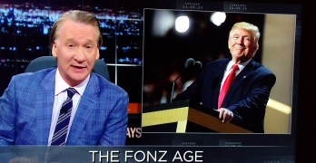 Bill Maher: Donald Trump will be the last 50's guy to run for President (VIDEO)