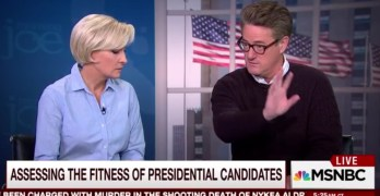Conservative Joe Scarborough implies Trump is a sociopath not a psychopath (VIDEO)