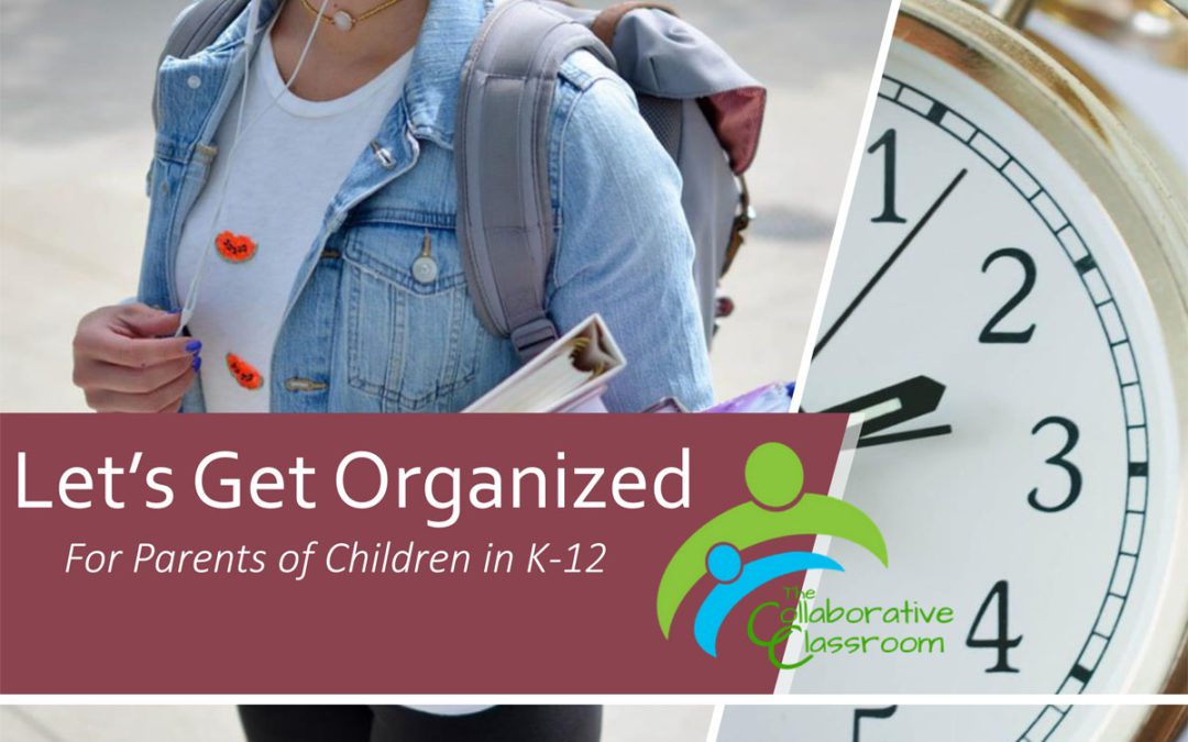 Parent Workshop Offers Tips on Teaching Organizational Skills to