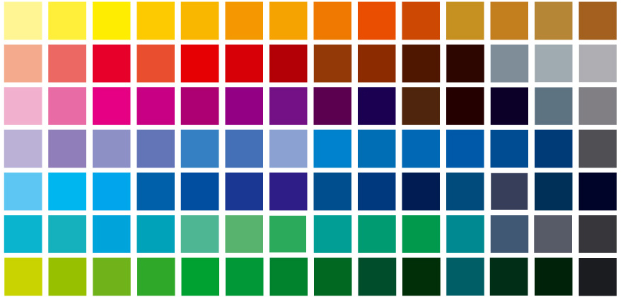 Www Pantone Color Chart Choice Image - chart design for project