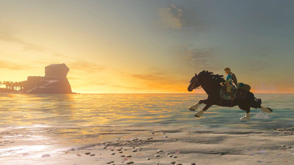 Legend Of Zelda Breath Of The Wild Wallpaper Hd Zelda Breath Of The Wild Will Have More Than One Ending