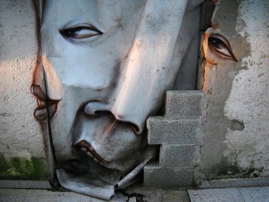 Nikita 3d Name Wallpaper 19 Amazing Street Art Pieces Ego Alterego Com