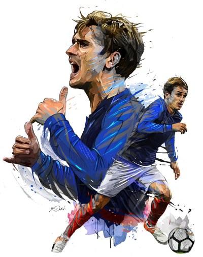 Hotel Equipe de France de Football - World Cup 2018 - ego-alterego.com
