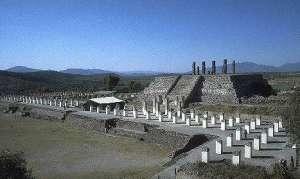 Tlahuizcalpantecuhtli Pyramid