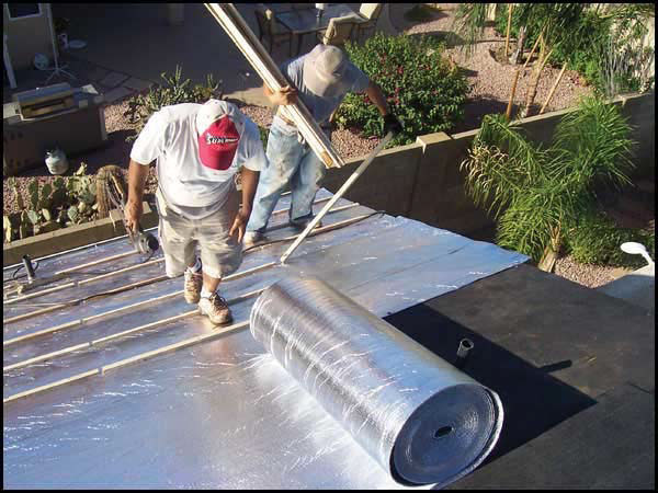 R38 Insulation Radiant Barriers And Insulation | Sacramento Roofing