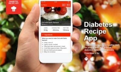 aplicatie retete pentru diabetici