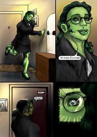 she hulk xxx