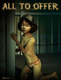 the walking dead all to offer hentai comic