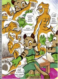 master tigress nude