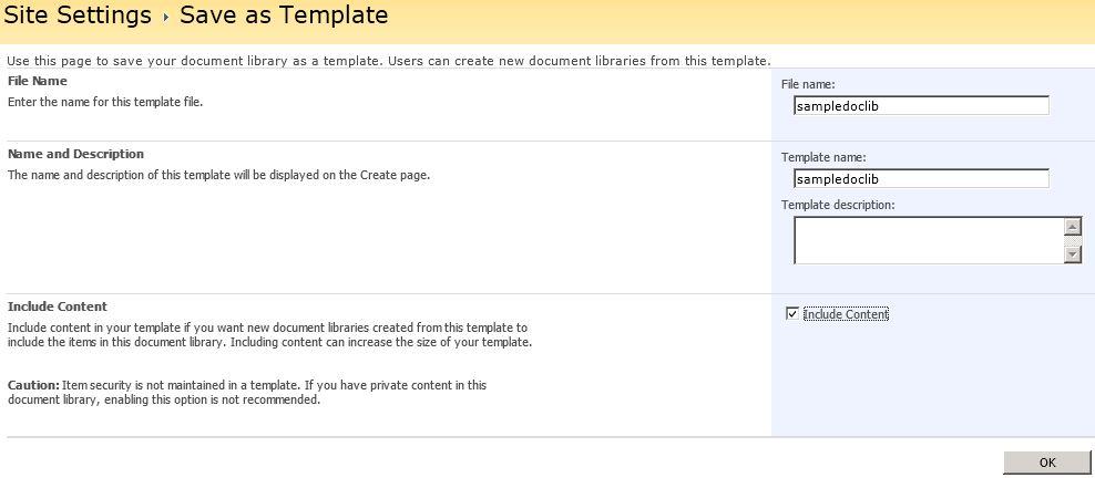 Increase list template maximum size in SharePoint - Ehi Kioya