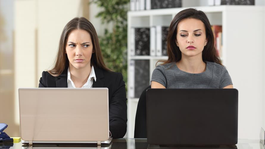 Coworker troubles? Here\u0027s the perfect 4-word email to write