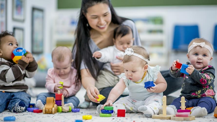 The cost of child care just hit an all-time high - MarketWatch
