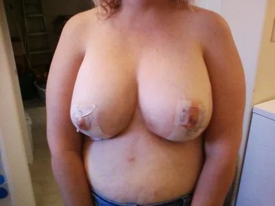 g cup breasts