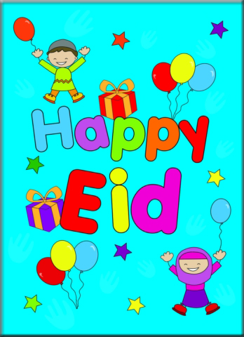 Kids Eid Cards by Eid Greetings - Eid Greetings