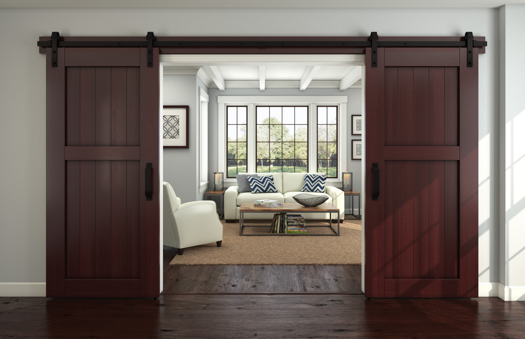 Barn Doors For Homes Everything You Need To Know About Barn Doors Eieihome