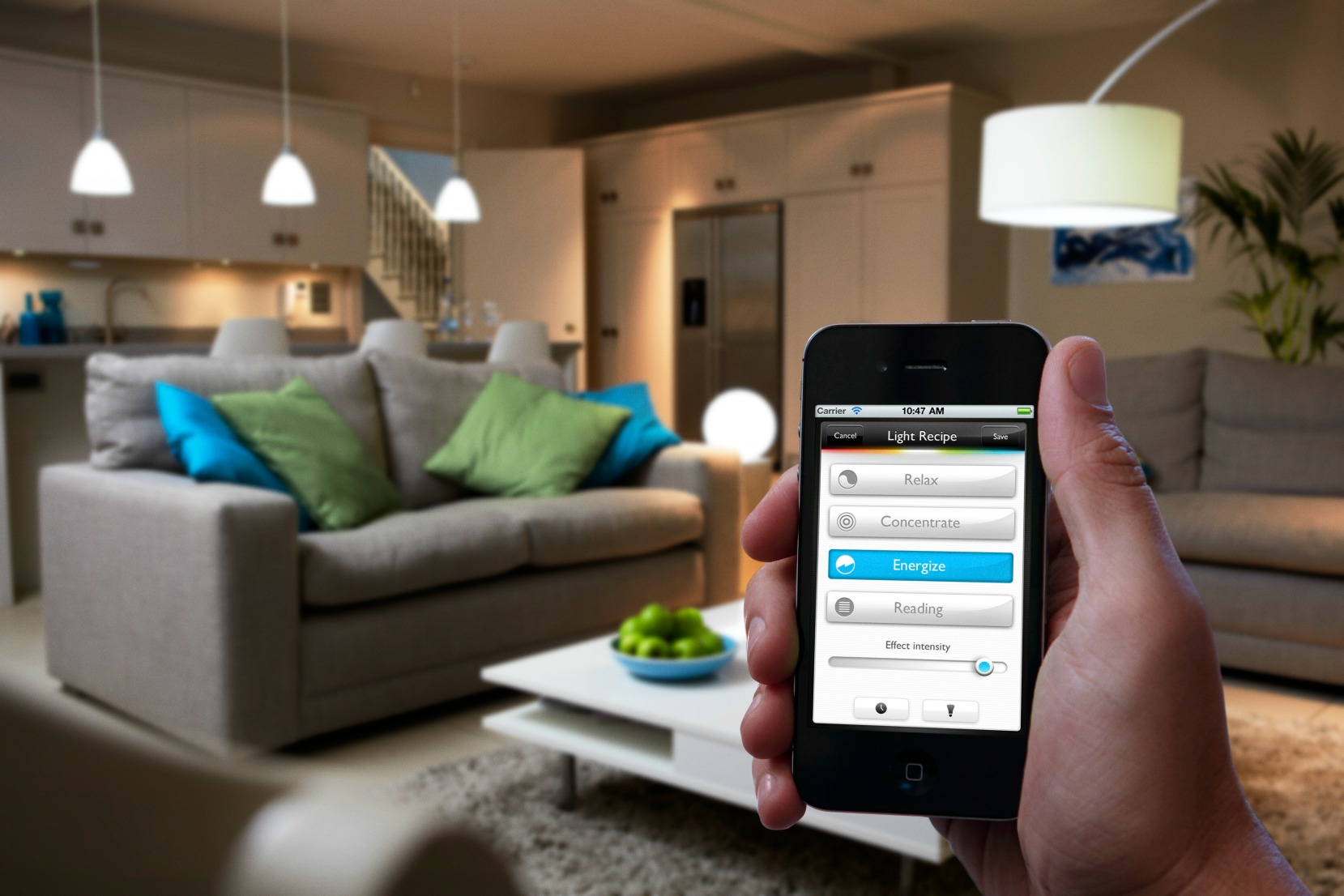 Light Automation Smart Lighting A Brilliant Next Step In Home Automation Eieihome