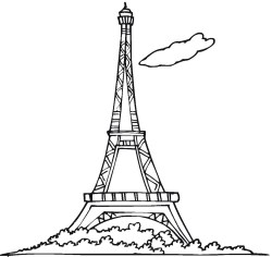 Charmful Eiffel Tower Cartoons Eiffel Tower Cartoons Eiffel Tower Cartoons Your Eiffel Tower Cartoon Background Eiffel Tower Cartoon Black