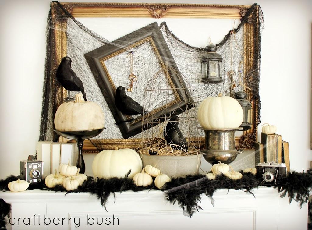 Murielle Pegon (mpegon) on Pinterest - halloween decor images
